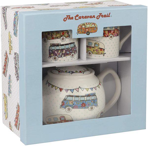 caravan trail festival tea for two