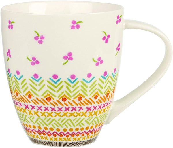 collier campbell floral crush mug