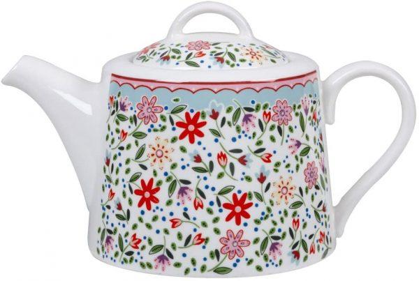 caravan trail fowey teapot