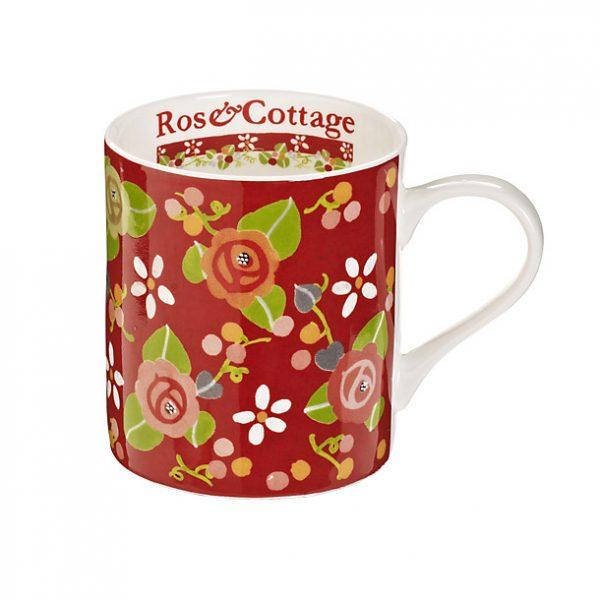 julie dodsworth rose cottage mug