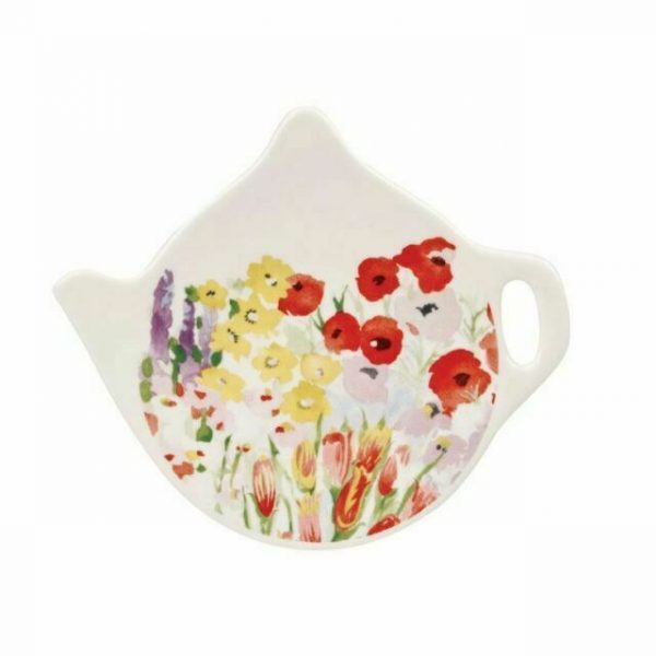 collier campbell painted garden tea bag tidy