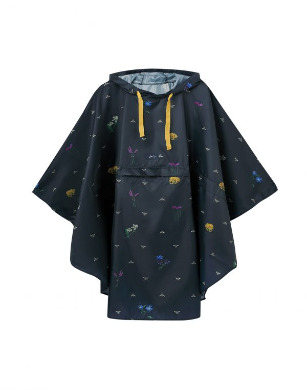 joules bee poncho