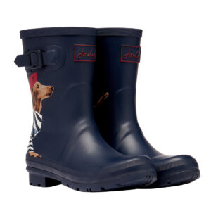 joules sausage dogs wellies