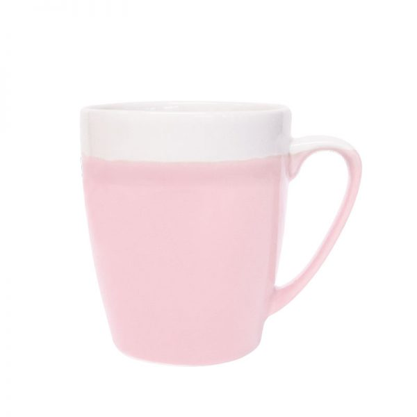cosy blends pink mug