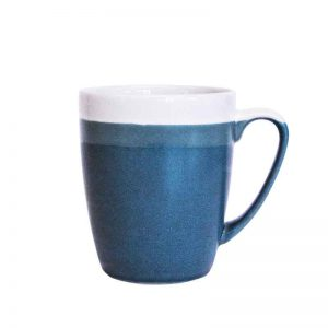 cosy blends stone blue mug