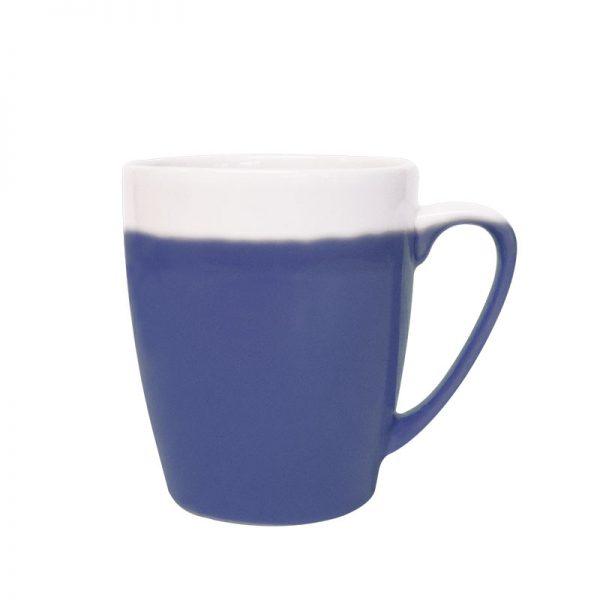 cosy blends cobalt blue mug