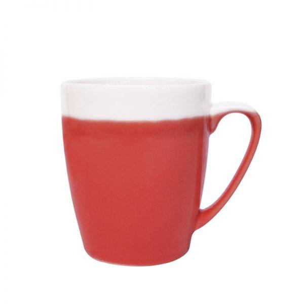 cosy blends red mug