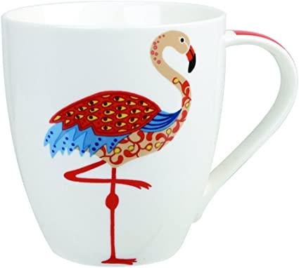 flamingo mug