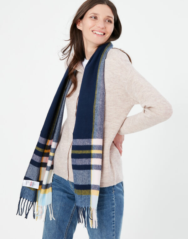 joules bracken scarf