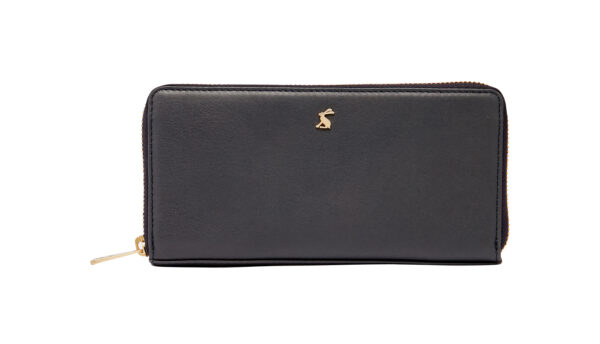 joules navy purse