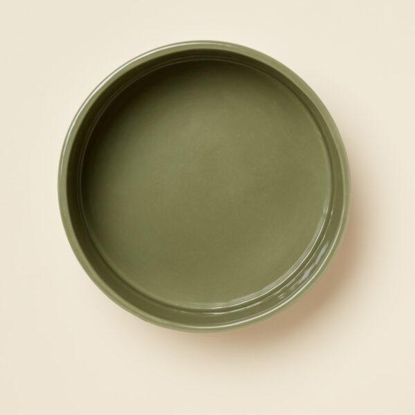 william morris dog bowl