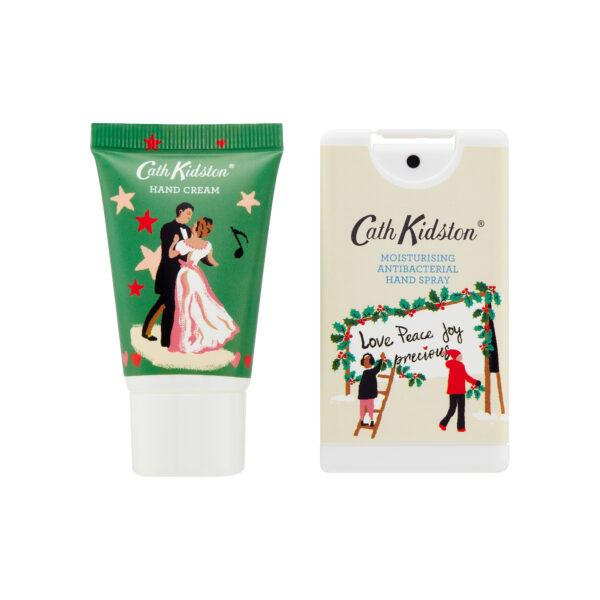 cath kidston hand cream and hand spray